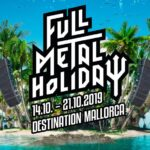 Alien Rockin' Explosion @ Full Metal Holiday