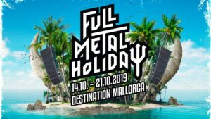 Alien Rockin' Explosion en el Full Metal Holiday